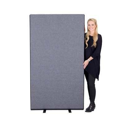 Office Screen / Divider / Partition 1200mm x 1800mm, Luxury Woolmix - 13 Colours