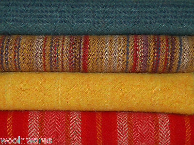 """HAND DYED RUG HOOKING WOOL Mill-Dyed ~ """"COPA CABANA"""""""