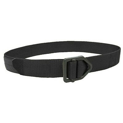 Condor IB 1-3/4 Nylon Instructor Training Rigger Pistol Belt Black Medium M