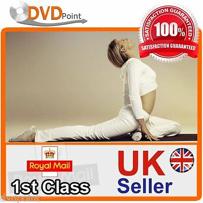 Learn The Art Of Yoga For Beginners Dvd 3 Hours Essential Exercise Workouts