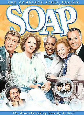 Soap - The Complete First Season 1 One (DVD, 2003, 3-Disc Set) - NEW!!