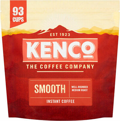 Kenco Smooth Instant Coffee Eco Refill  150G