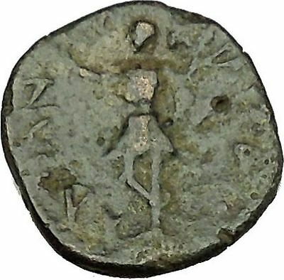 AMPHIPOLIS in MACEDONIA Timeof Augustus or Later Roman Greek Coin i39939