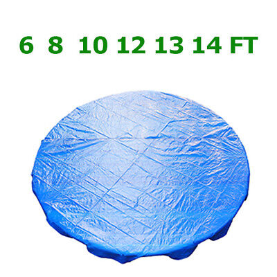 6Ft 8Ft 10Ft12Ft 13Ft 14Ft Trampoline Rain Cover Dust Weather Protector