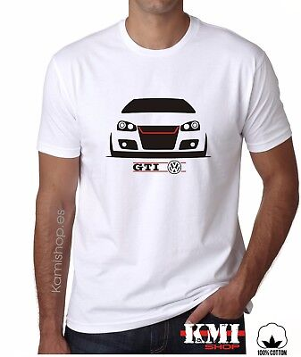 Camiseta Volkswagen VW GOLF MK5 GTI T-shirt  **CALIDAD 100%**