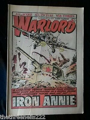 Warlord #234 - March 17 1979