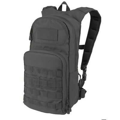 NEW CONDOR #165 MOLLE PALS Fuel Hydration H2O Water Carrier Backpack Pack Black