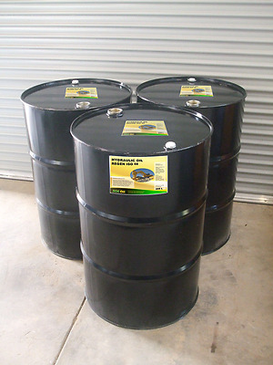 Hydraulic Oil - Filtered ISO 14/11 - Viscosity 32 / 46 / 68 - 205L Drum