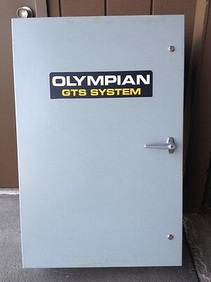 Generac/olympian Cts System Automatic Transfer Switch
