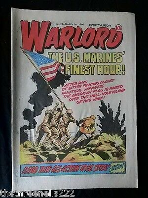 Warlord #284 - March 1 1980