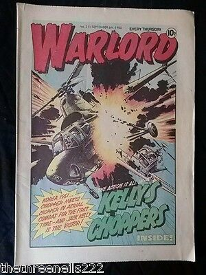 Warlord #311 - Sept 6 1980