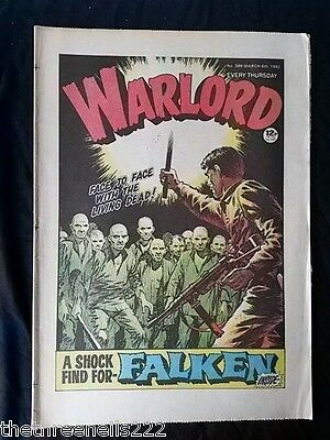Warlord #369 - March 6 1982