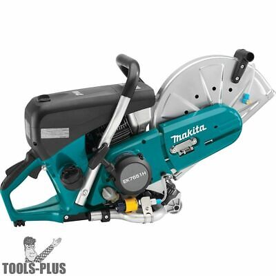 "Makita 14"" 4-Stroke Power Cutter with Water Supply Kit EK7651H New"