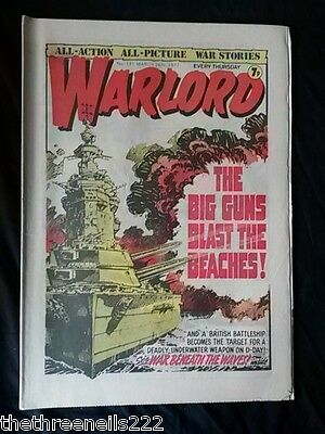 Warlord #131 - March 26 1977