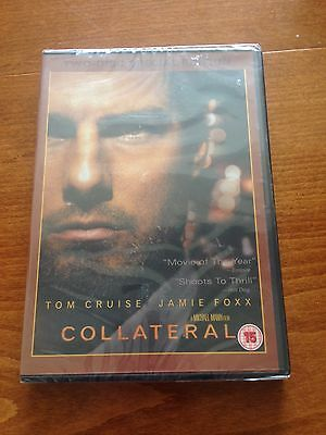 Collateral (DVD, 2005, 2-Disc Set) Tom Cruise, Jamie Foxx - NEW