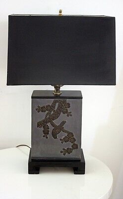 Mid Century Modern Hollywood Regency Vintage Asian Frederick Cooper Table Lamp