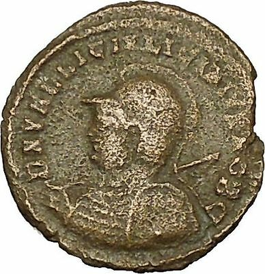 LICINIUS II Constantine the Great  Nephew Ancient Roman Coin Jupiter cult i40281