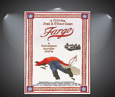 Fargo Vintage Movie Poster - A1, A2, A3, A4 available
