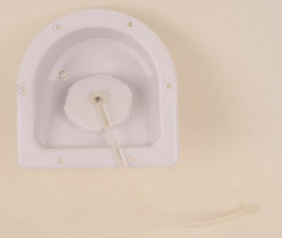 NEW - RV Motor Homes Freshwater Water Fill Cap Unit Colonial White