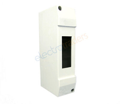 Single Pole Enclosure for Circuit Breakers, RCDs, RCBOs