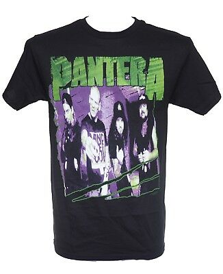 d89bbabc71f51 PANTERA - BAND PHOTO SKETCH - Official Licensed T-Shirt - Metal - New S M L