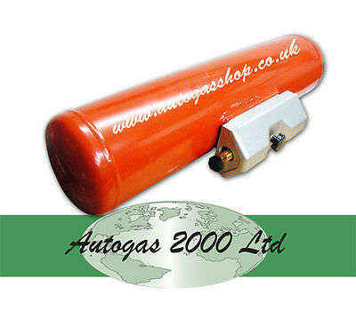 25Ltr LPG/Autogas Vapour Tank for Motorhome/Catering Trailer Cooking & Heating