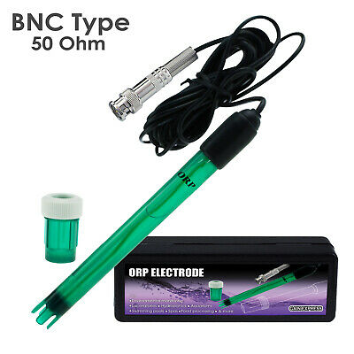 ORP Redox  Electrode Measure 0 ~ ±1999 mV for Meter Tester BNC Type  300cm Cable