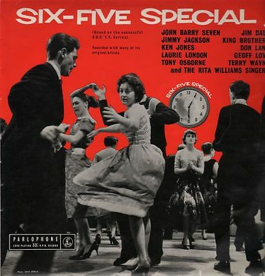 Various OST Inc John Barry Seven(Vinyl LP 1st Issue)Six Five Special-UK-NM/NM