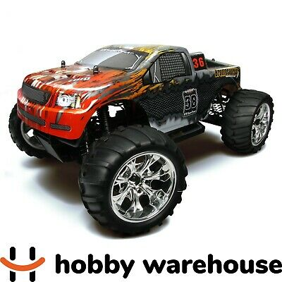 HSP RC Monster Truck 94111 Electric 4WD OFF Road Brontosaurus RTR 1/10 Racing