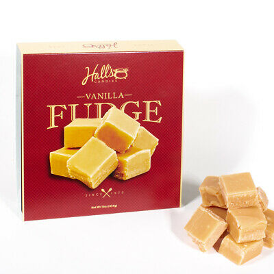 Hall's Vanilla Fudge, 1 Pound