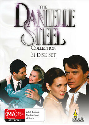 Danielle Steel - The Complete Collection (21 Disc Set) DVD R4 Brand New