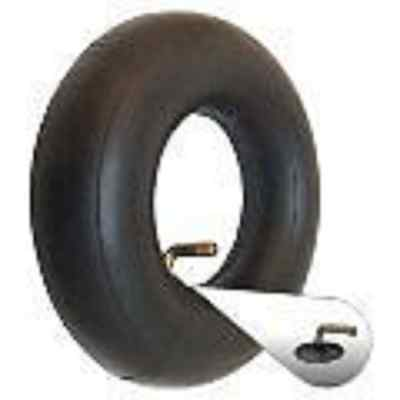 3.50 x 8 Innertube & BENT VALVE / Wheelbarrow / Wheel / Barrow / INNER TUBE