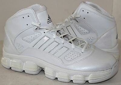 96523de939f064 Adidas Floater Natural Mid G20454 White Mens Basketball Shoes NWD