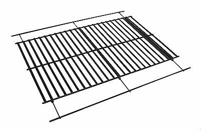 UNIVERSAL BBQ REPLACEMENT COOKING GRID GRILL PORCELAIN EXTENDABLE LARGE - 2nds