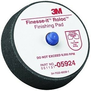 3M™ 5924 Finesse-it™ Roloc™ Finishing Pad, 05924