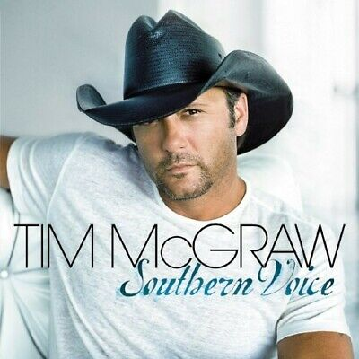 "TIM McGRAW, CD ""SOUTHERN VOICE"" NEW SEALED"