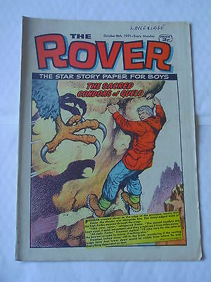 ROVER Oct 16th 1971 Good+