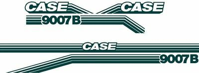 New Whole Machine Decal Set for Case Excavator 9007B