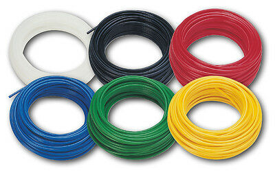Metric And Imperial Flexible Nylon Tube/hose/pipe, Air Ride Pneumatic, Push Fit