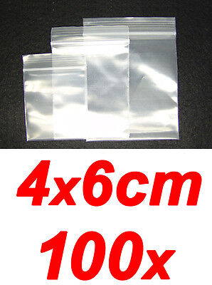 12 Sizes, High Quality The Thickest ZIP LOCK Reclosable Resealable Plastic Bags