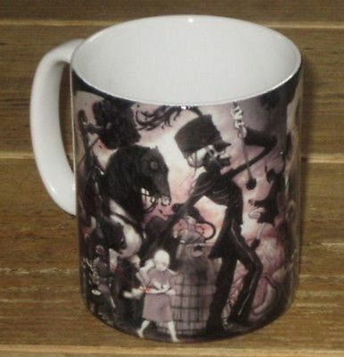 My Chemical Romance The Black Parade Advertising MUG