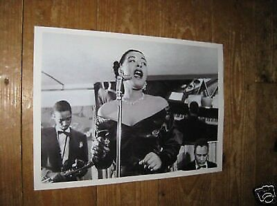 Billie Holiday Blues Jazz Legend Awsome New Poster