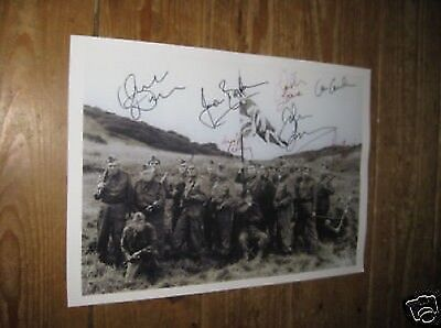 Dads Army Full Cast Copy Autos POSTER
