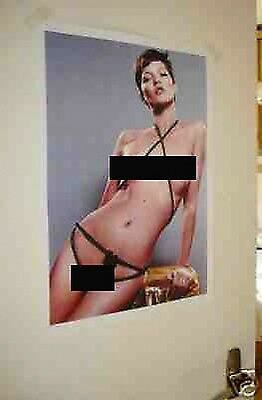 Kate Moss Supermodel Nude Art NEW Poster