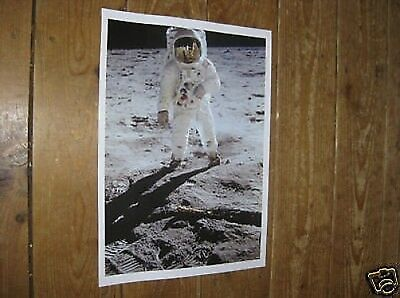 Neil Armstrong Apollo 11 First Man on Moon POSTER