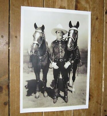 Tom Mix Cowboy Legend POSTER