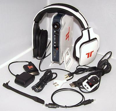 Mad Catz Tritton AX 720 v1.5 Gaming Headset 7.1 Dolby Sound for Xbox 360 PS3 PS4