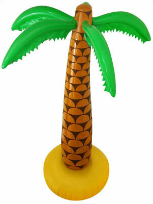 "Inflatable Palm Tree 6ft 168cm 72"" - Luau Hawaiian Summer Party"