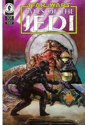 ➡ STAR WARS: TALES JEDI 4 ➡ DARK HORSE 1994 ☆ VFine/NM ☰