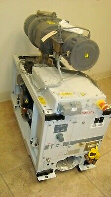 BOC Edwards Dry Vacuum Pump iQDP80 with QMB250 Rebuilt